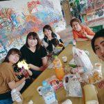 【開催レポ】6/12ゆるい茶会atアトリエVIP
